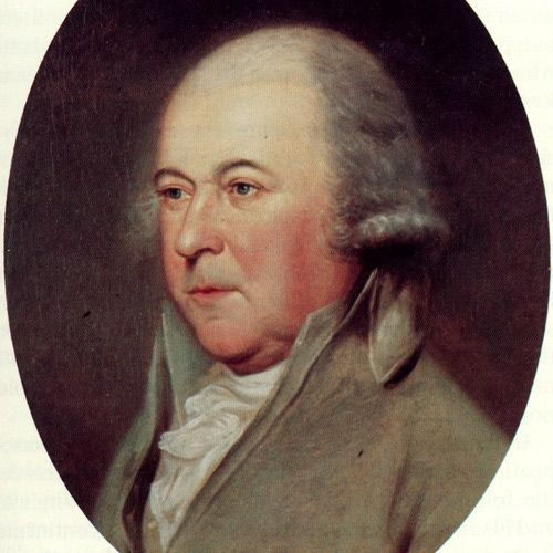 John Adams, Second President of the United States       Born 1735- Died 1826- Served 1797-1801