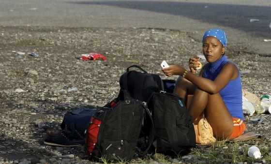 Cientos de migrantes cubanos llegan a Costa Rica en su ruta hacia EE UU | Internacional | EL PAÍS