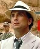 Paul Freeman - The Master Criminal (of course)..#ElizabethPeters #AmeliaPeabody