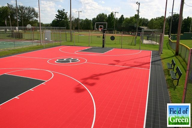 Best 27 versacourt images on pinterest other for Personal basketball court