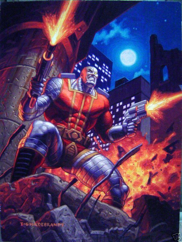 Deathlok '94 Marvel Masterpiece | Amazing Pictures ...