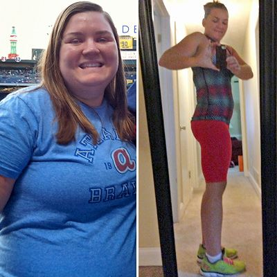 78 Pounds Lost: Morgan Scrutinizes Her Calories to Overcome a Weight Loss Plateau