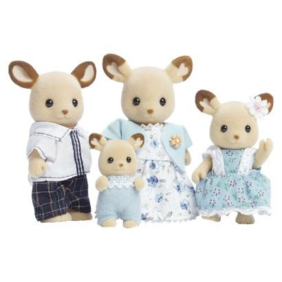 Calico Critters Deer Family Emmalee Calico Critters