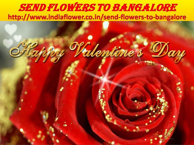 Valentine Day 2016 Is Special Event Of The India. In Every Valentine Day All Couples and Lovers Send Flowers And Gift To His or Her Friends And Relatives. 1. https://sendflowerstobangalore.wordpress.com/    2. http://bangaloreonlineflorist.yolasite.com/