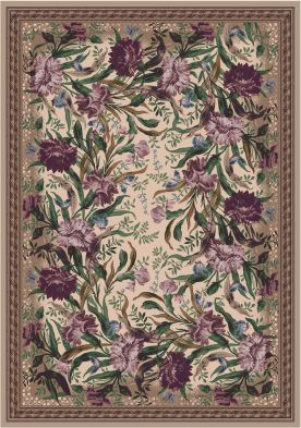 Milliken Pastiche Barrington Court Heathered Rose Rug