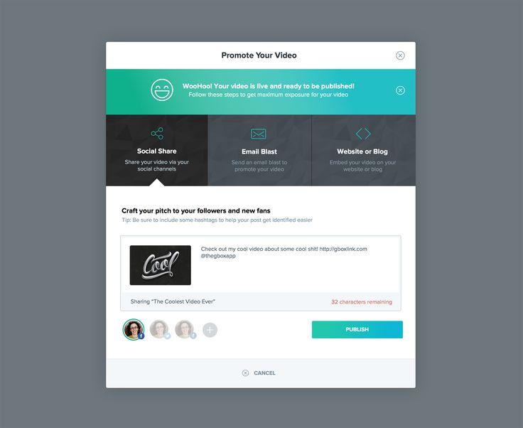 11 best Promote Invite UI images on Pinterest User interface - best of sample invitation via email