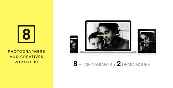 EIGHT - Portfolio for Photographers & Creatives http://themeforest.net/item/eight-portfolio-for-photographers-creatives/8923263