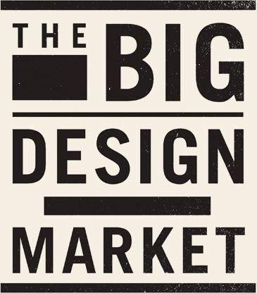 The Big Design Market   6/7/8 December 2013   Royal Exhibiton Building