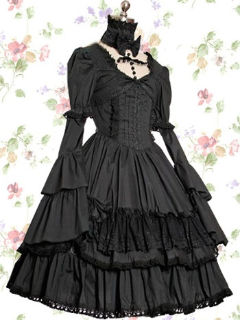 Gothic Lolita Outfits