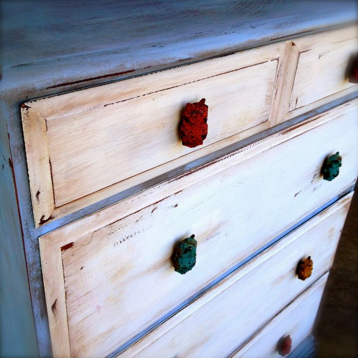 SheShe, The Home Magician: Traditional Chest-of-Drawers to Quirky Piece with Owl Knobs………