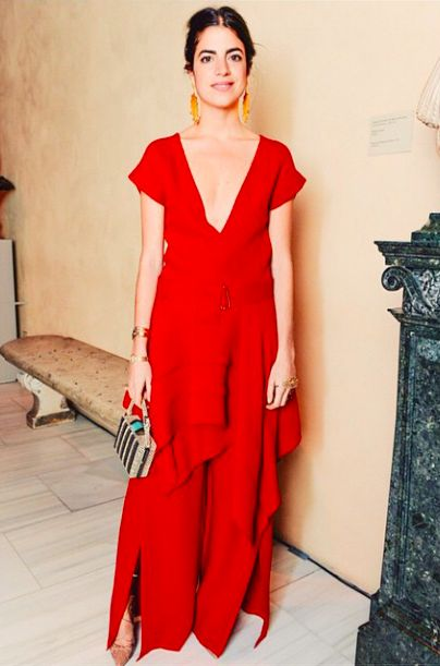 Leandra Medine (a.k.a. The Man Repeller) in Maiyet