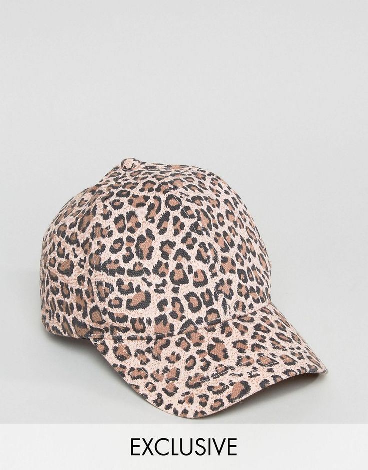 Get this Reclaimed Vintage's cap now! Click for more details. Worldwide shipping. Reclaimed Vintage Inspired Baseball Cap In Leopard Print - Stone: Cap by Reclaimed Vintage, Woven fabric, Domed crown, Eyelet vents, Curved peak, Leopard print design, Adjustable strap, Wipe with damp cloth, 100% Polyester, Exclusive to ASOS. (gorra, gorra, gorrita, gorritas, cap, kappe, gorra, casquette, cappellino con frontino)
