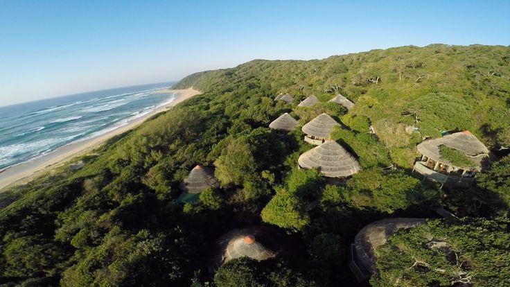A promo video for Thonga Beach Lodge on the Maputaland beach at Mabibi, KwaZulu Natal, South Africa.