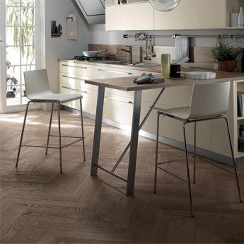 Gli sgabelli per una cucina moderna