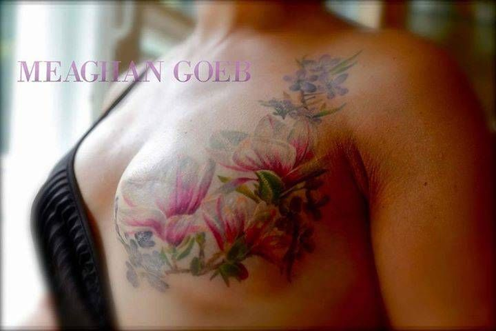 1000 images about tattoos for mastectomy breast for Tattoo after surgery