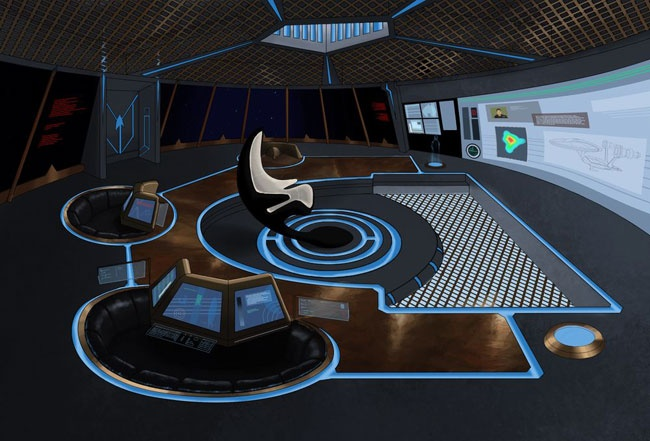 The Star Trek Collection from concept art students at Studio M Academy