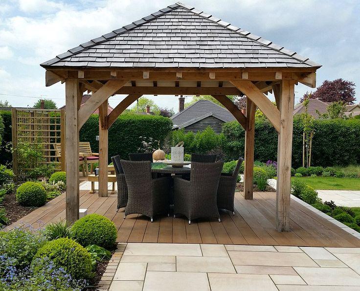 #gardendesign #cheshire #staffordshire #shropshire #paving #sandstone #sandstonesetts #decking #millboarddecking #plants #boxballs #gardens #englishgarden #outdoordining