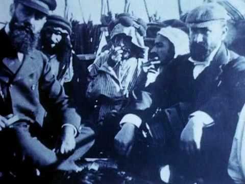 The Spielberg Jewish Film Archive - Theodor Herzl - Father of the Jewish...