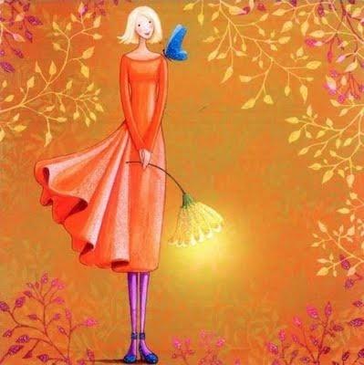 Mila Marquis. En esta imágen creo que se sintetiza todo lo que una mujer puede dar a través de su simpleza y sencillez .-