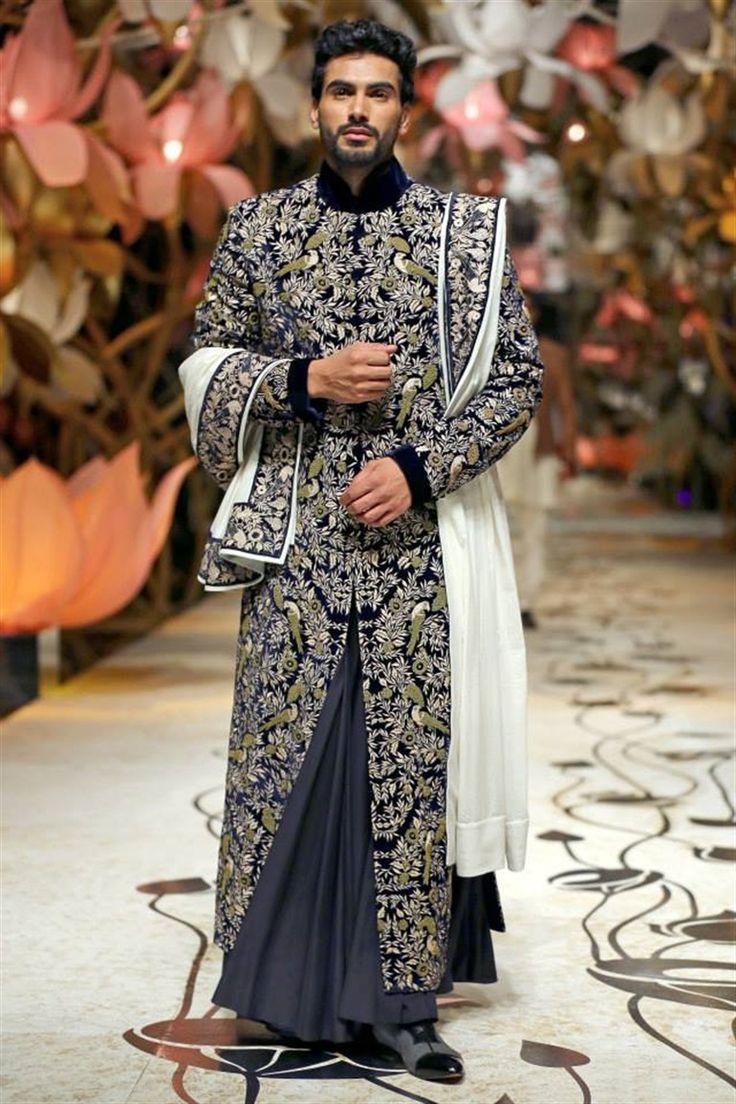 rohit bal sherwani