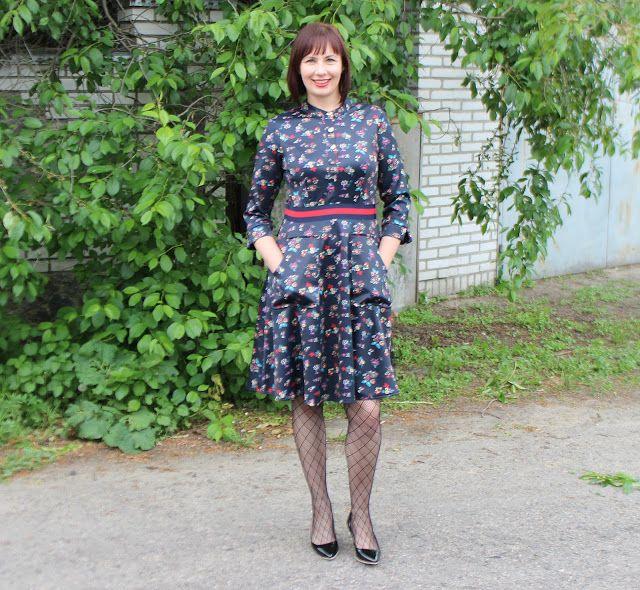 ©Бусинка: Платье, как стиль жизни. My look with Rosegal.