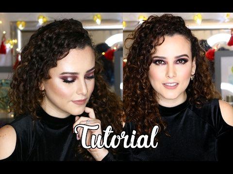 Tutorial Maquillaje Femenino para San Valentin 2017 | Susy Diaz - YouTube