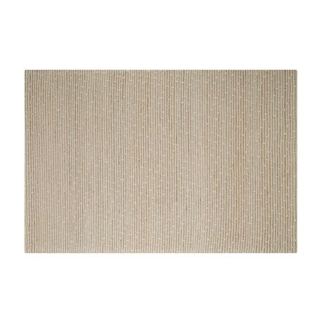 Mackenzie Floor Rug 160x230cm  Natural