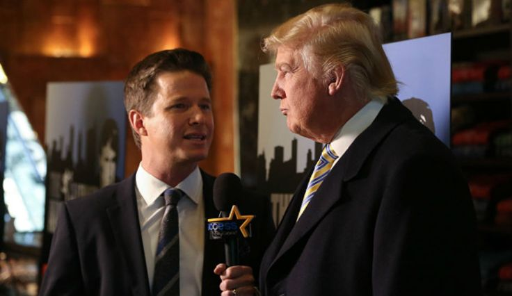 Is Billy Bush Taking All The Blame For Lewd Conversation With Donald Trump?