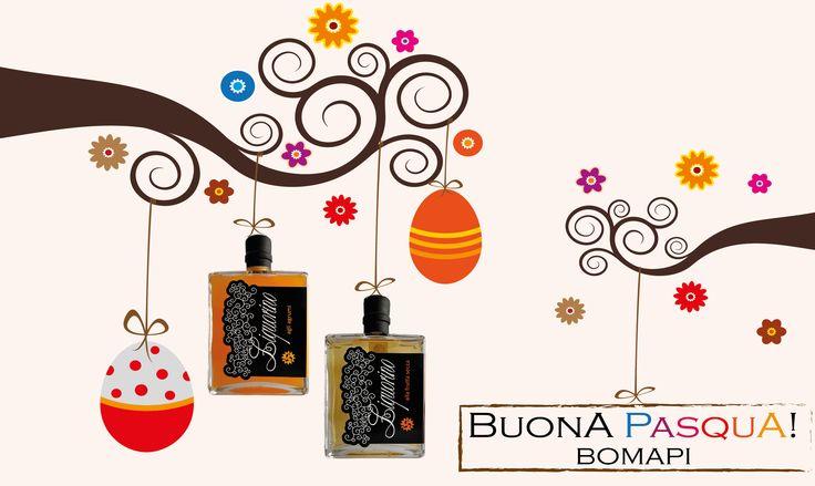 Buona Pasqua da Bomapi