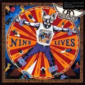 Aerosmith - Nine Lives LP 180g