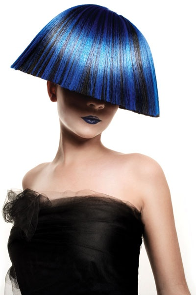 http://professional.estetica.it Hair: Tatum Henson, NAHA 20 Student Hairstylist Finalist  Photo: Eric Fisher