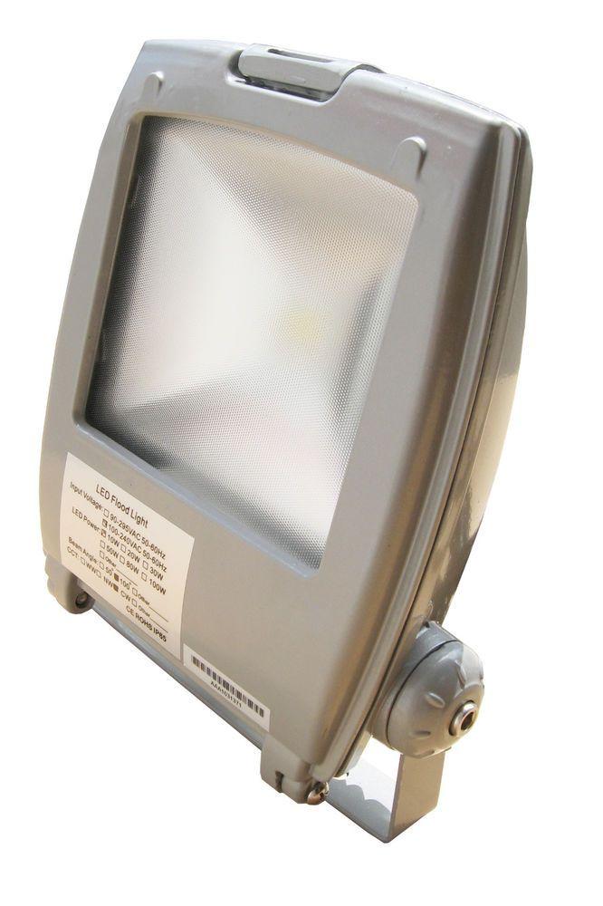 10w Led Fluter Aussen Strahler Flutlicht Scheinwerfer Neutralweiss 5500k Ip65 Ebay Led Led Strahler Strahler