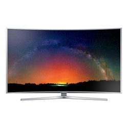 """SAMSUNG UE55JS9000 Curved TV 3D 4K 55"""" ::. iking.gr"""