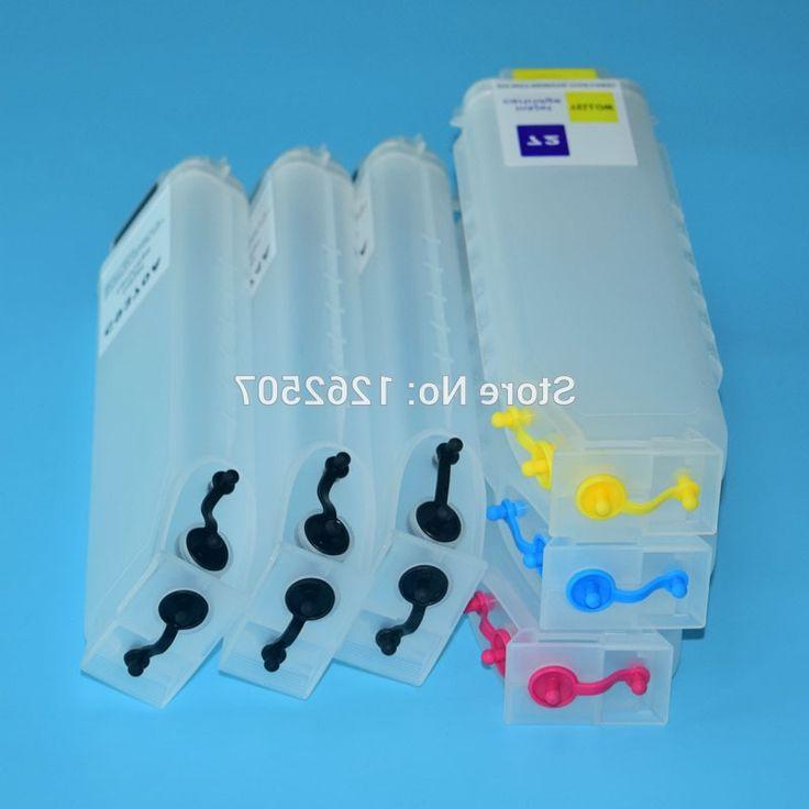 38.55$  Watch now - https://alitems.com/g/1e8d114494b01f4c715516525dc3e8/?i=5&ulp=https%3A%2F%2Fwww.aliexpress.com%2Fitem%2FRefillable-ink-cartridge-For-HP-T610-T620-T770-T790-T1100-T1200-T2300-empty-ink-cartridge-For%2F32603979174.html - Refillable ink cartridge For HP T610 T620 T770 T790 T1100 T1200 T2300 empty ink cartridge For HP 72 38.55$