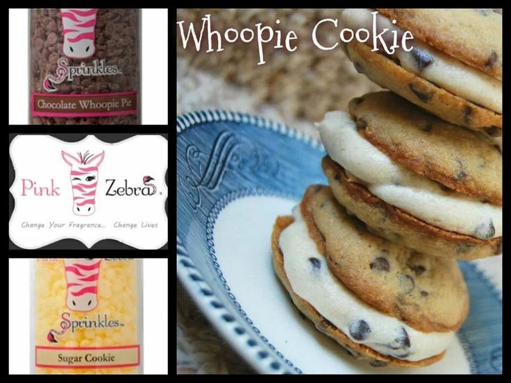 Pink Zebra Recipe: Whoopie Cookie