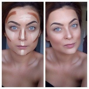 17 Best Ideas About Simple Contouring On Pinterest | Highlighting Makeup Face Contouring And ...