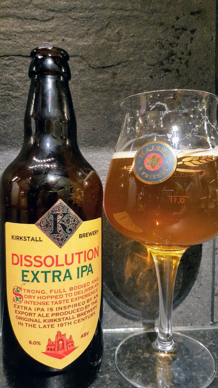 Kirkstall Brewery Dissolution Extra IPA. Watch the video beer review here www.youtube.com/realaleguide #CraftBeer #RealAle #Ale #Beer #Beerporn #KirkstallBrewery #KirkstallDissolutionExtraIPA #DissolutionExtraIPA #Dissolution #KirkstallBreweryDissolution #KirkstallDissolution #BritishCraftBeer #BritishBeer