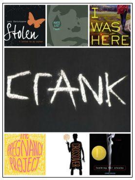 https://nerdybookclub.wordpress.com/2016/02/06/top-ten-books-that-hook-reluctant-teen-readers-into-reading-again-by-melissa-sethna/ Thank you, #nerdybookclub!