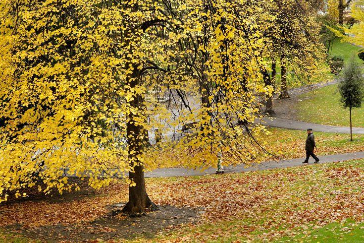 El otoño que comienza este jueves será más caluroso de lo normal tras el tercer verano más cálido en 51 años