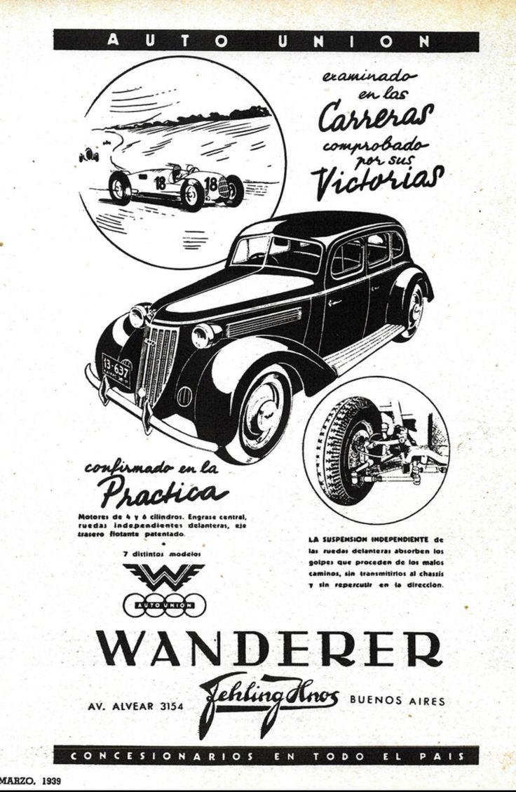 1939 auto union  dkw