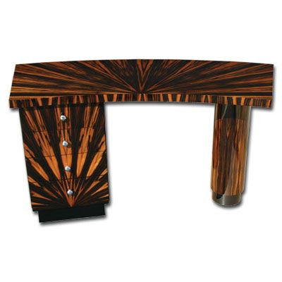 292 best images about art deco desk on pinterest art for Art deco writing