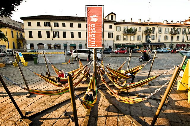 Esterni Design Collection - Public Design Festival - 2009