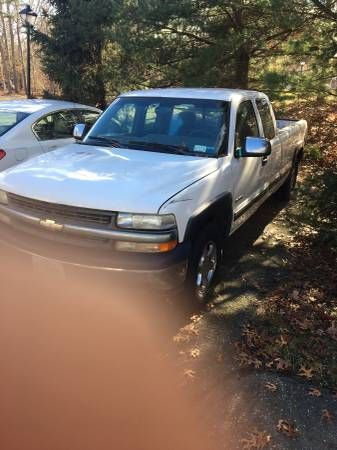2000 chevy Silverado 4×4 pickup