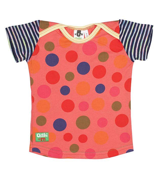 Summer 13 Racy Macy Shortsleeve T Shirt http://www.oishi-m.com