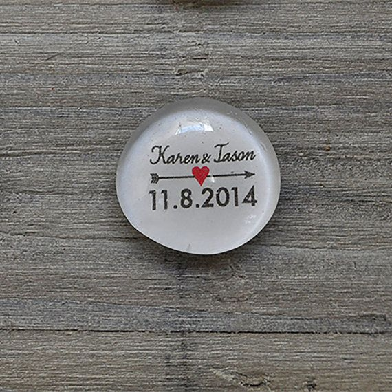 25 Wedding magnets favors, save the date magnets, glass magnets, wedding favors, wedding gift ideas, 25% off your order with FOGGY2015