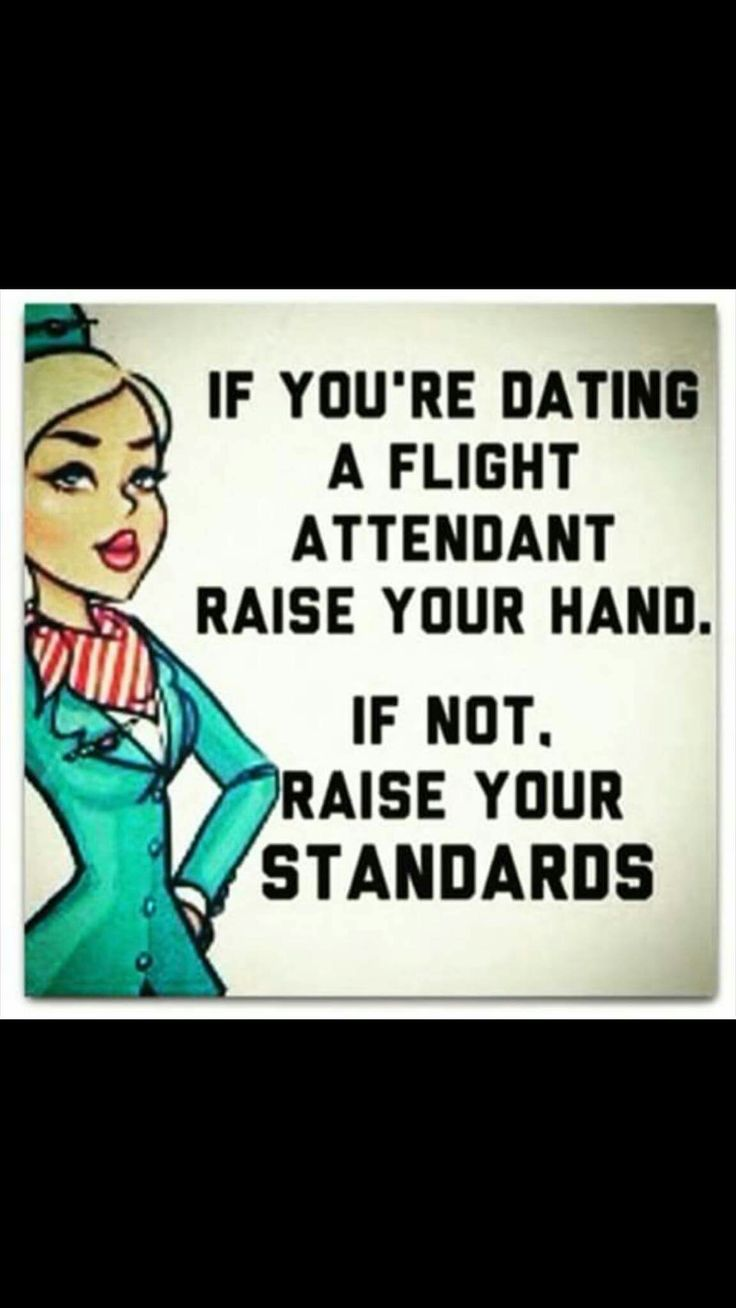 What To Know About Dating A Flight Attendant