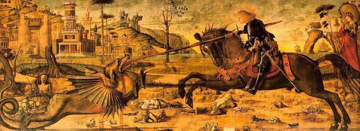 St.George & the Dragon, Vittore Carpaccio