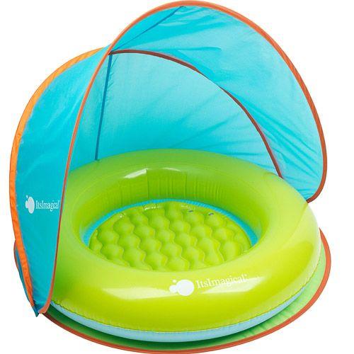 Las 25 mejores ideas sobre piscina para beb s en for Piscinas de plastico decathlon