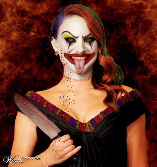 30 best images about EVIL CLOWNS on Pinterest | Scary ...