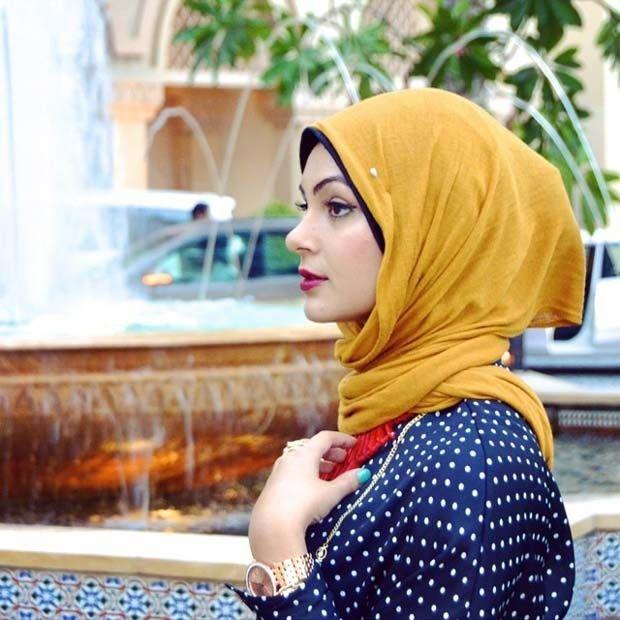 Véus de cultura muçulmana entram no grupo dos queridinhos das fashionistas. #trends #veu